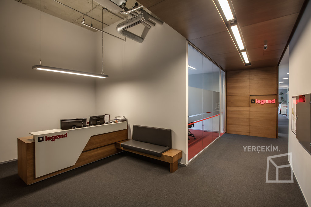 Legrand Istanbul Ofisi